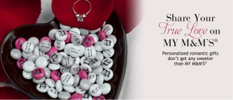 m&m's personalizzati wedding - Eva D'Angiola