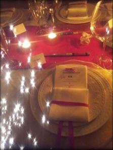 tavola in stile cinese - Eva D'Angiola