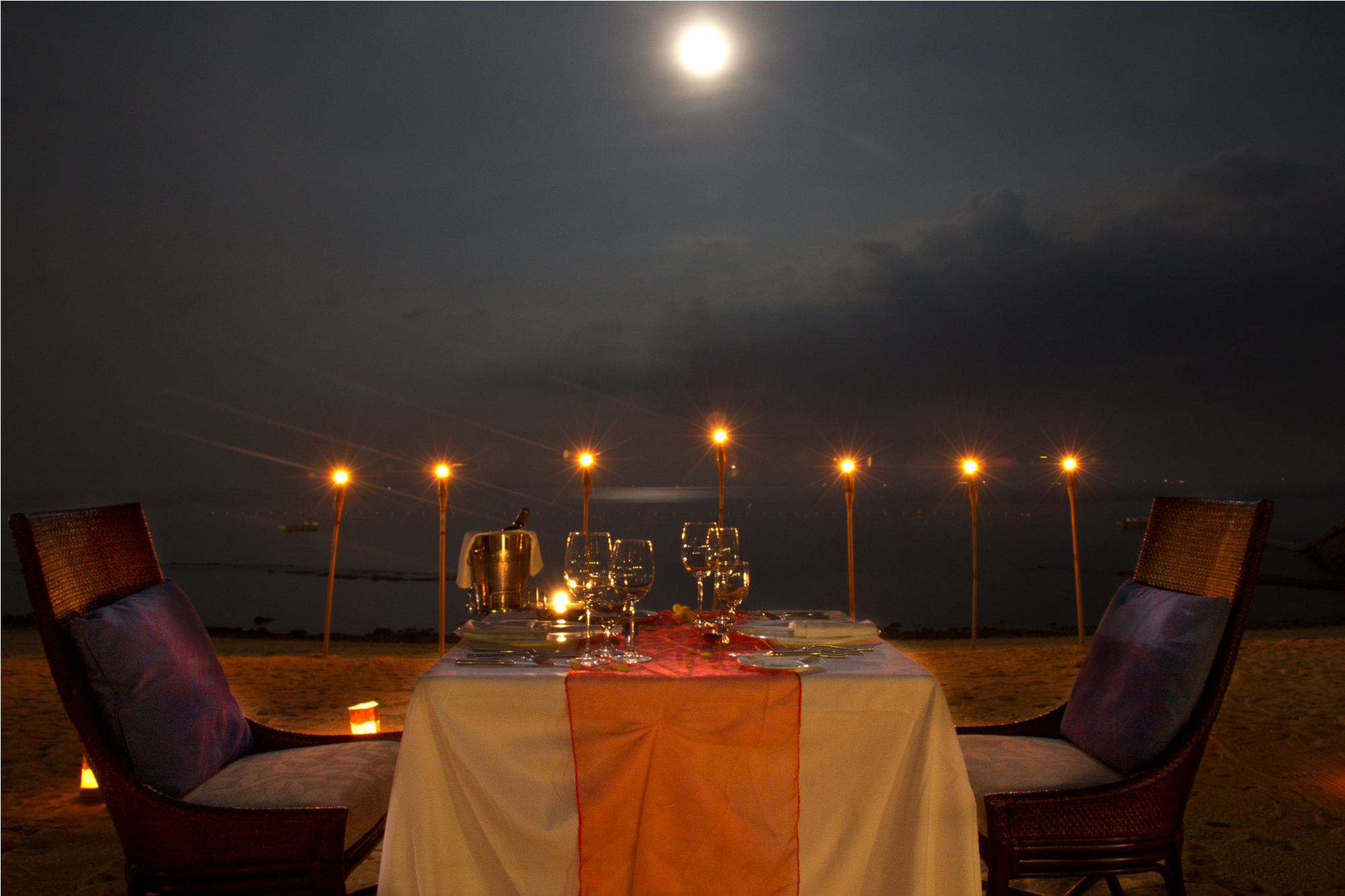 Idee per san valentino appunti di matrimonio - Idee cena romantica a casa ...