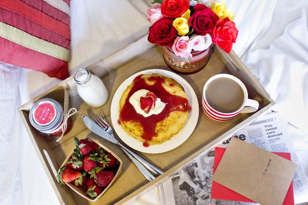 Colazione romantica appunti di matrimonio - Colazione al letto ...