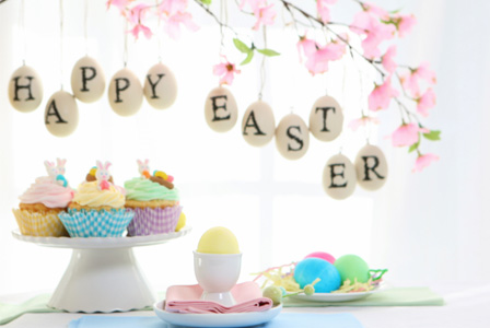 diy-hanging-easter-centerpiece