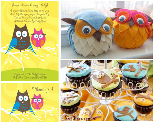 owl-couple-baby-shower