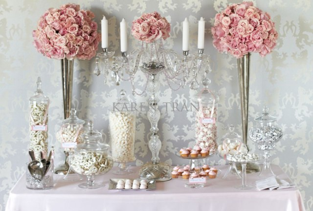 Pink-crystal-wedding