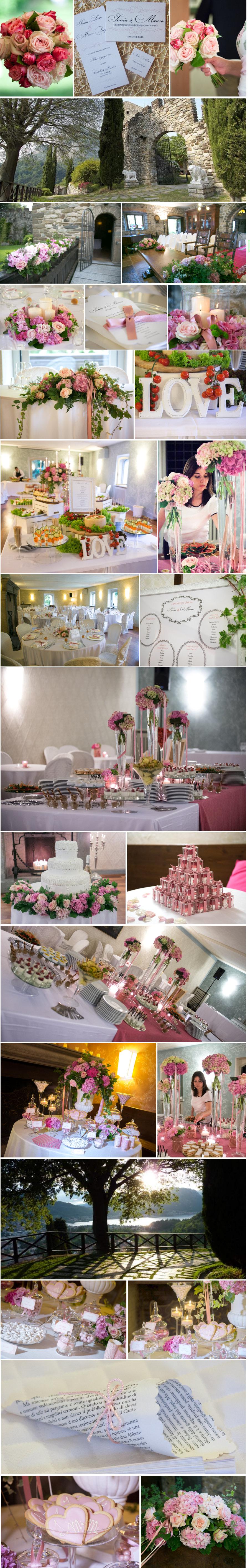 Matrimonio al Castello di Rossino . The WeddingEve