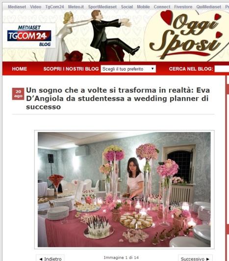articolo oggi sposi